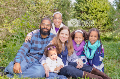 The Montgomery Family 2017